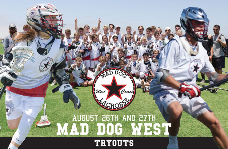 Mad Dog West Tryouts 2017