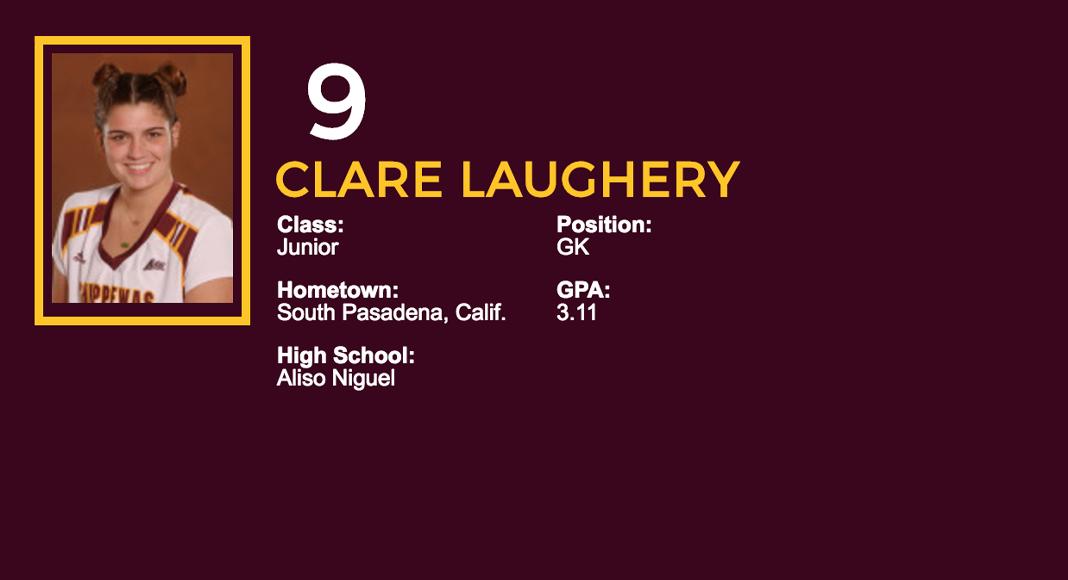 Clare Laughery, Central Michigan University