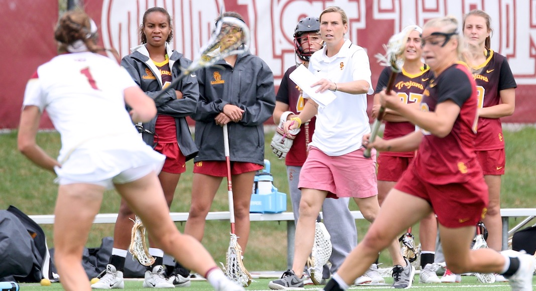 Devon Wills, USC Women's Lacrosse