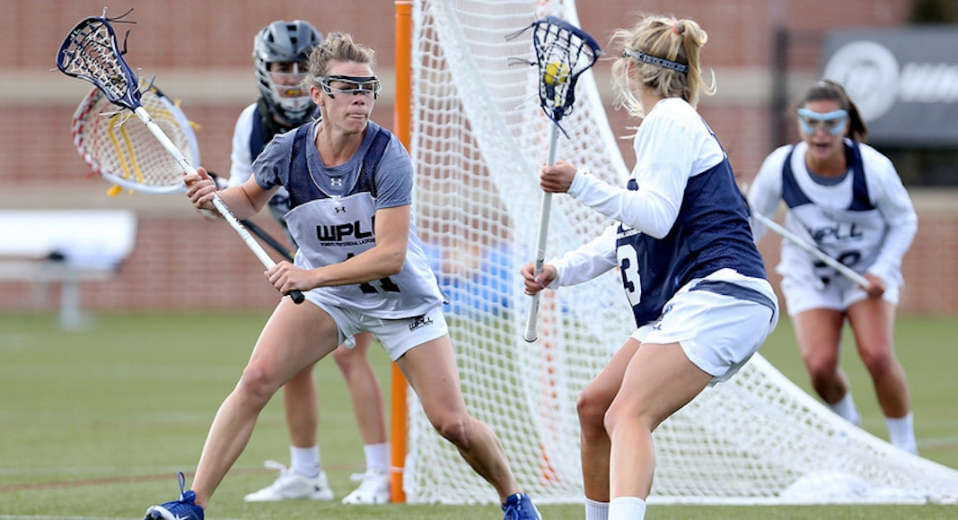 WPLL player Holly Reilly offers training sessions through Renegade Lacrosse
