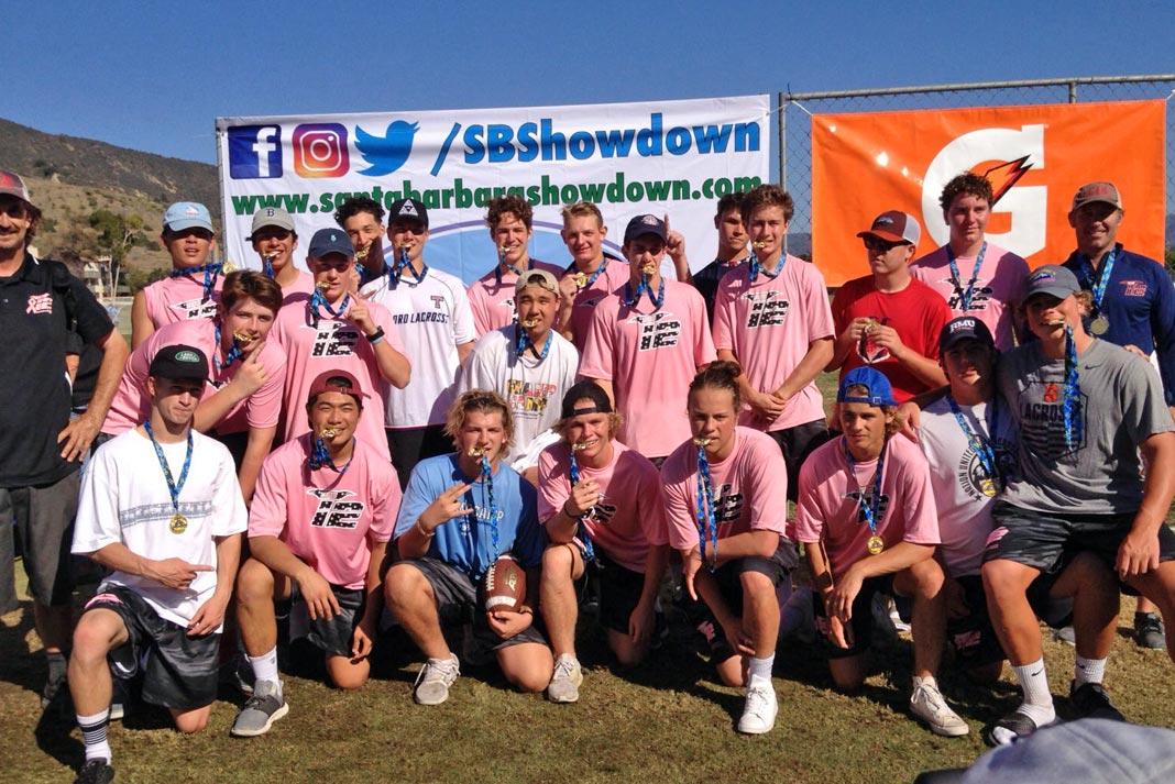 Team 12 Elite, SB Showdown