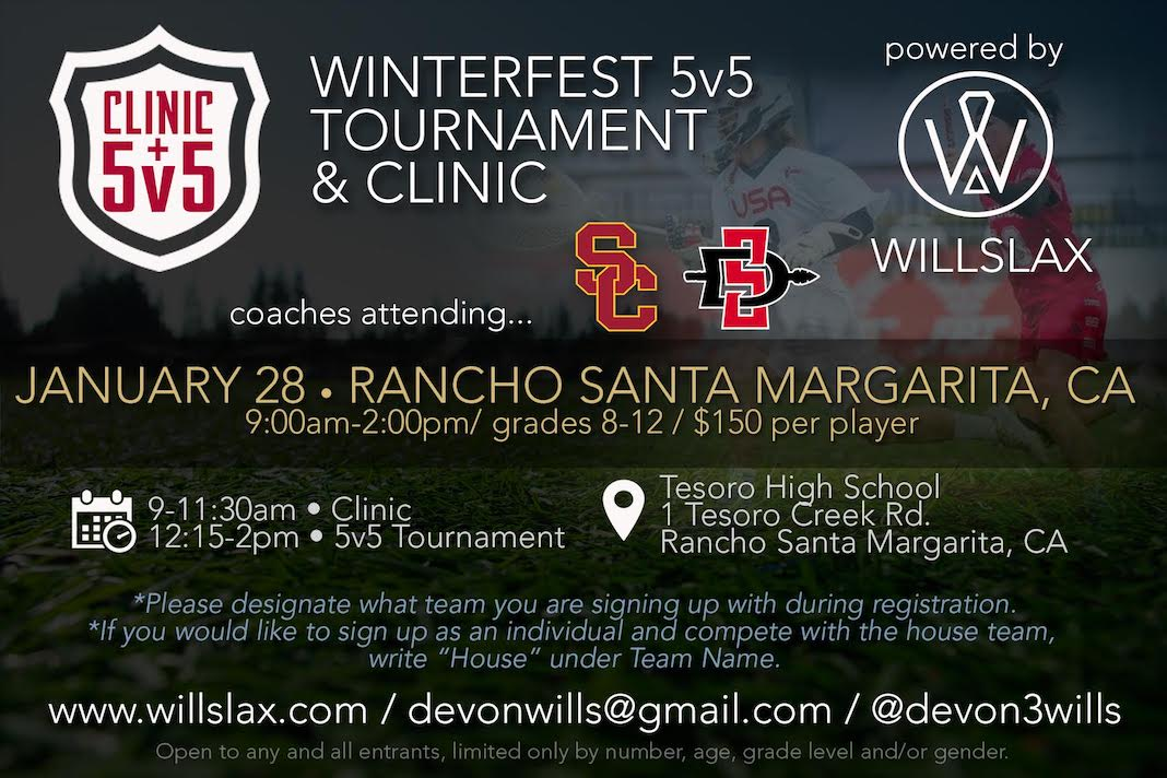 Winterfest, powered by Wills Lax