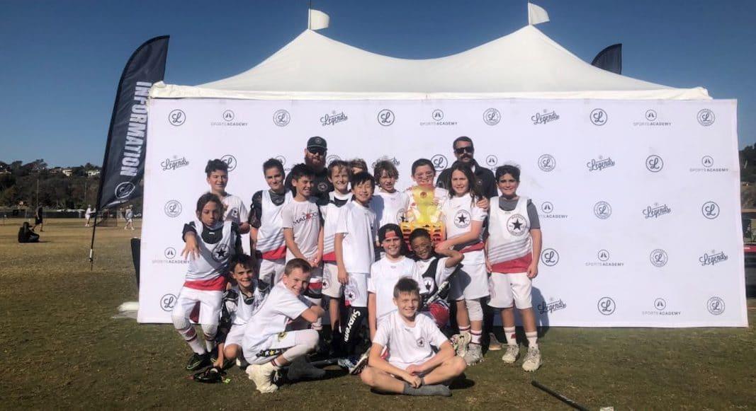 Mad Dog West 2025, Legends National Cup Champions