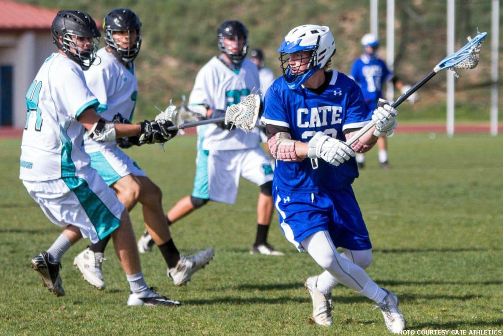 Cate School boys lacrosse