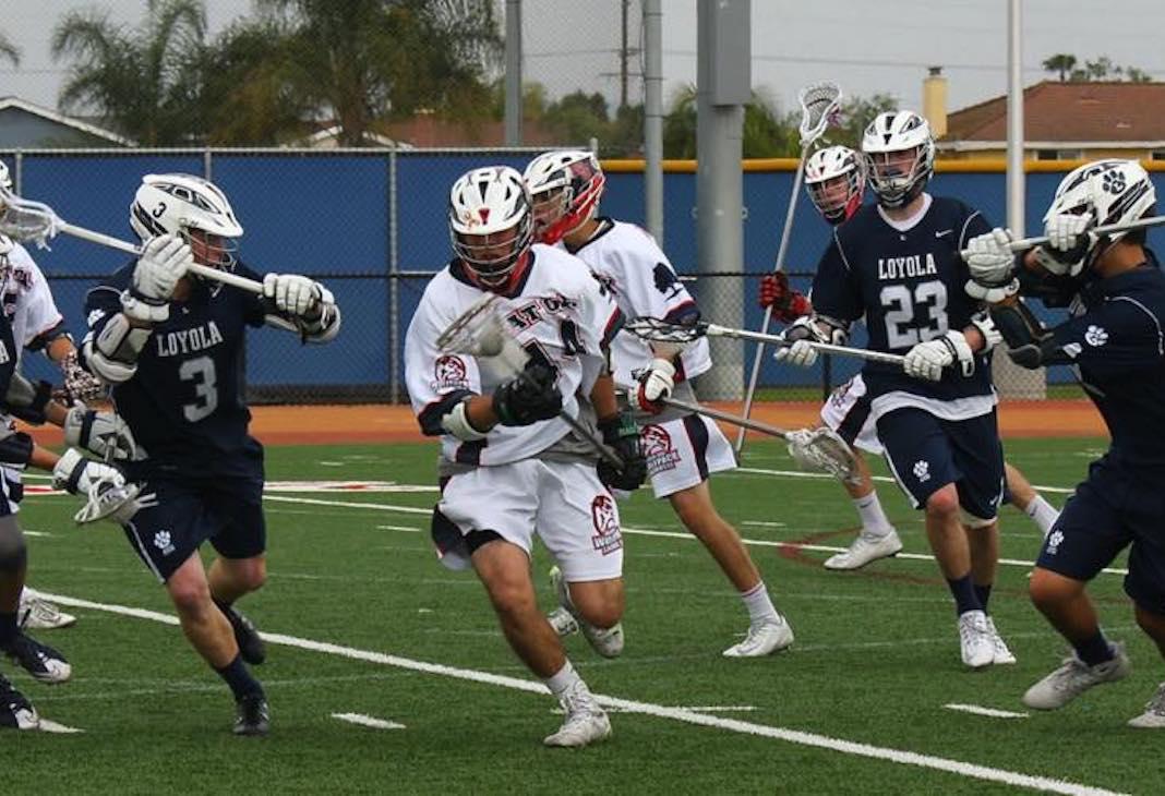 Great Oak boys' Lacrosse