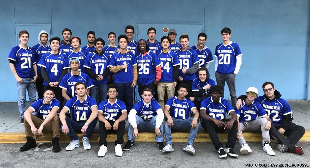El Camino boys lacrosse 2018