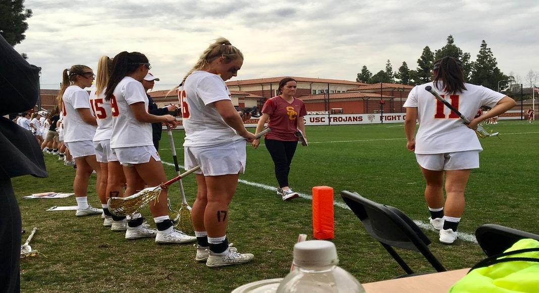 USC women vs. Boston College