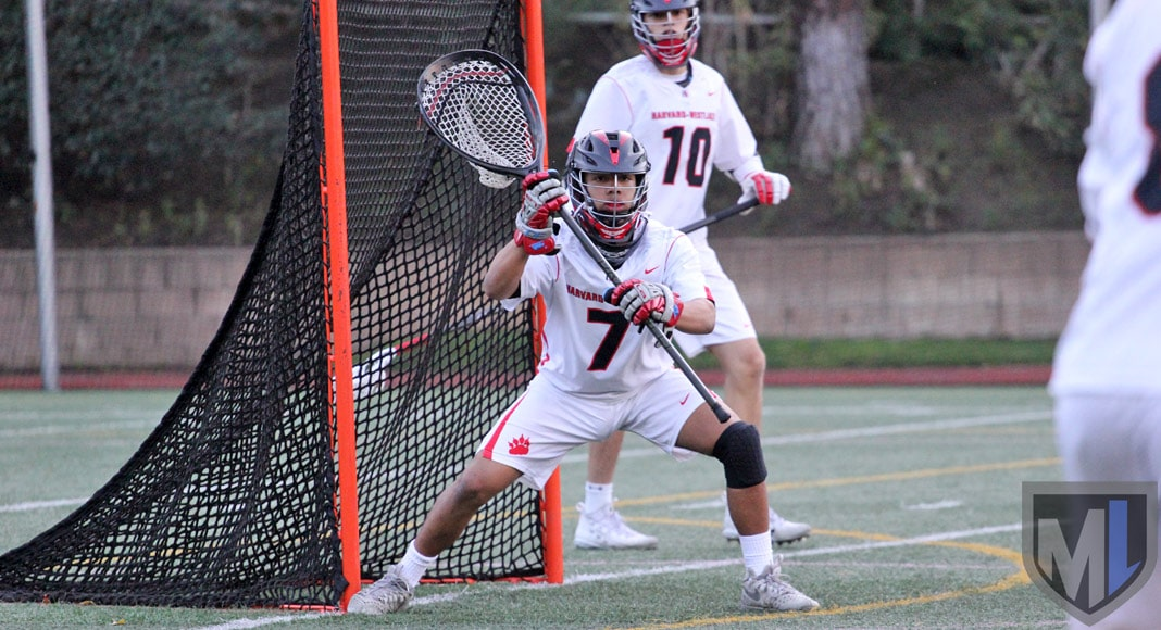 Alex Russell, Harvard Westlake