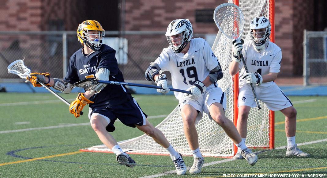 Shane McAusland & Will Parducci, Loyola