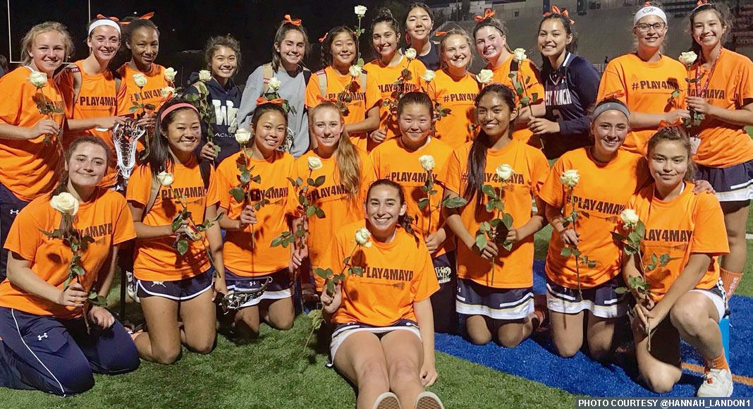 West Ranch girls lacrosse