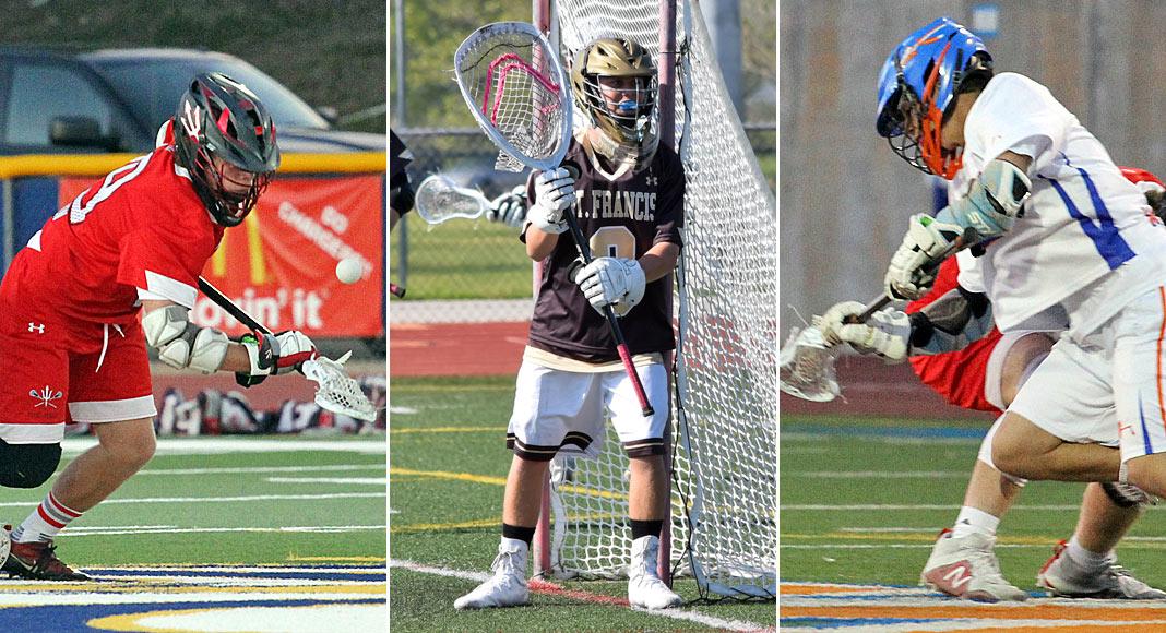 2019 Players to Watch, Junior Specialists: Cole Clinton, Palos Verdes; David Baker, St. Francis; Jacob Martin, Westlake